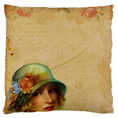 Old 1064510 1920 Large Flano Cushion Case (two Sides) by vintage2030
