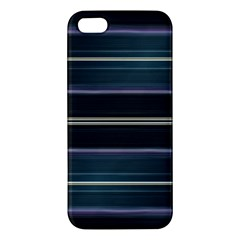 Modern Abtract Linear Design Iphone 5s/ Se Premium Hardshell Case by dflcprints