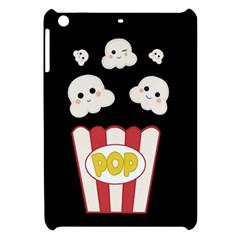 Cute Kawaii Popcorn Apple Ipad Mini Hardshell Case by Valentinaart