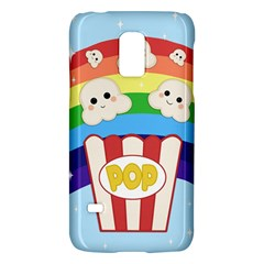 Cute Kawaii Popcorn Galaxy S5 Mini by Valentinaart