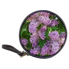 Lilacs 2 Classic 20 Cd Wallets by dawnsiegler