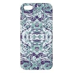 Modern Collage Pattern Mosaic Iphone 5s/ Se Premium Hardshell Case by dflcprints