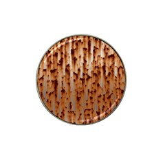 Stainless Rusty Metal Iron Old Hat Clip Ball Marker (4 Pack) by Nexatart