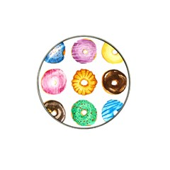 Donuts Hat Clip Ball Marker by KuriSweets