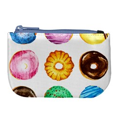 Donuts Large Coin Purse by KuriSweets