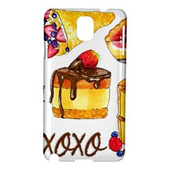 Xoxo Samsung Galaxy Note 3 N9005 Hardshell Case by KuriSweets