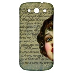 Vintage 1047247 1280 Samsung Galaxy S3 S Iii Classic Hardshell Back Case by vintage2030