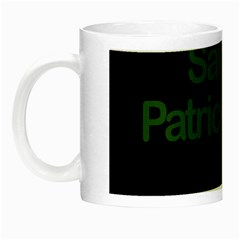 St  Patricks Day  Night Luminous Mugs by Valentinaart