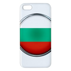 Bulgaria Country Nation Nationality Iphone 5s/ Se Premium Hardshell Case by Nexatart