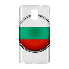 Bulgaria Country Nation Nationality Samsung Galaxy Note 4 Hardshell Case by Nexatart
