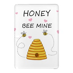 Bee Mine Valentines Day Samsung Galaxy Tab Pro 12 2 Hardshell Case by Valentinaart