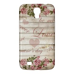 Vintage Chihuahua   Valentines Day Samsung Galaxy Mega 6 3  I9200 Hardshell Case by Valentinaart