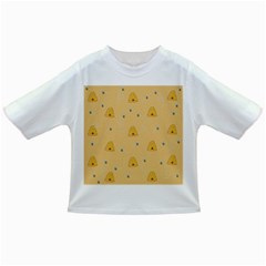 Bee Pattern Infant/toddler T Shirts by Valentinaart