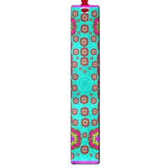 The Worlds Most Beautiful Flower Shower On The Sky Large Book Marks by pepitasart