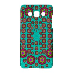 The Worlds Most Beautiful Flower Shower On The Sky Samsung Galaxy A5 Hardshell Case  by pepitasart