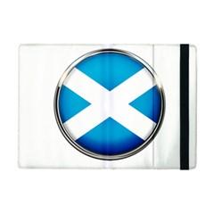 Scotland Nation Country Nationality Ipad Mini 2 Flip Cases by Nexatart