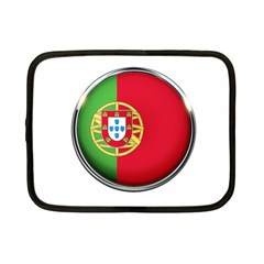 Portugal Flag Country Nation Netbook Case (small)  by Nexatart