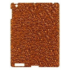 Sparkling Glitter Terra Apple Ipad 3/4 Hardshell Case by ImpressiveMoments