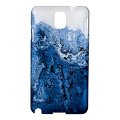 Water Nature Background Abstract Samsung Galaxy Note 3 N9005 Hardshell Case by Nexatart