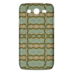 Celtic Wood Knots In Decorative Gold Samsung Galaxy Mega 5 8 I9152 Hardshell Case  by pepitasart