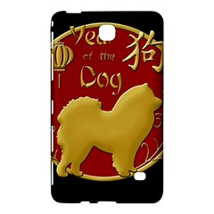 Year Of The Dog   Chinese New Year Samsung Galaxy Tab 4 (8 ) Hardshell Case  by Valentinaart