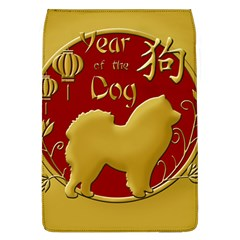 Year Of The Dog   Chinese New Year Flap Covers (l)  by Valentinaart