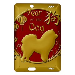 Year Of The Dog   Chinese New Year Amazon Kindle Fire Hd (2013) Hardshell Case by Valentinaart