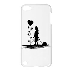 Sowing Love Concept Illustration Small Apple Ipod Touch 5 Hardshell Case by dflcprints