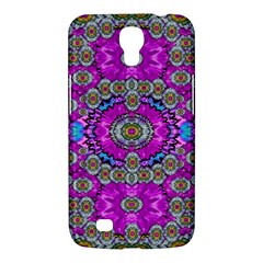 Spring Time In Colors And Decorative Fantasy Bloom Samsung Galaxy Mega 6 3  I9200 Hardshell Case by pepitasart