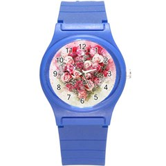 Flowers 2548756 1920 Round Plastic Sport Watch (s) by vintage2030