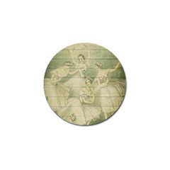 Ballet 2523406 1920 Golf Ball Marker by vintage2030