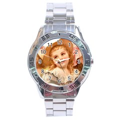 Girls 1827219 1920 Stainless Steel Analogue Watch by vintage2030