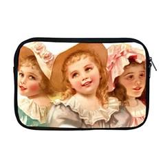 Girls 1827219 1920 Apple Macbook Pro 17  Zipper Case by vintage2030