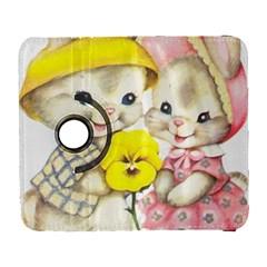 Rabbits 1731749 1920 Galaxy S3 (flip/folio) by vintage2030