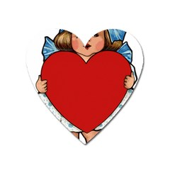 Child 1718349 1920 Heart Magnet by vintage2030