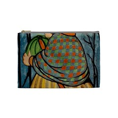 Witch 1462701 1920 Cosmetic Bag (medium)  by vintage2030