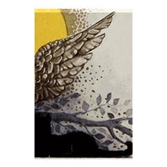 Owl 1462736 1920 Shower Curtain 48  X 72  (small)  by vintage2030