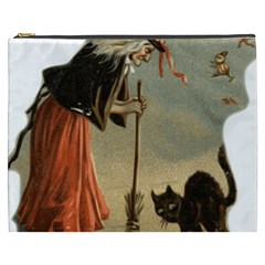 Witch 1461961 1920 Cosmetic Bag (xxxl)  by vintage2030