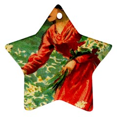 Lady 1334282 1920 Ornament (star) by vintage2030
