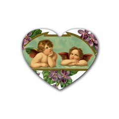 Angel 1332287 1920 Heart Coaster (4 Pack)  by vintage2030