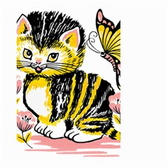 Cat 1348502 1920 Large Garden Flag (two Sides) by vintage2030