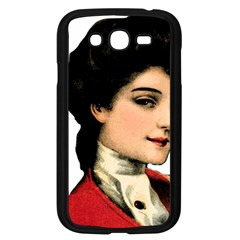 Lady 1032898 1920 Samsung Galaxy Grand Duos I9082 Case (black) by vintage2030