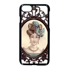 Frame 1775331 1280 Apple Iphone 7 Seamless Case (black) by vintage2030