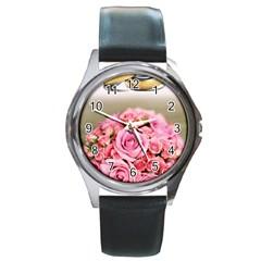 Wedding Rings 251290 1920 Round Metal Watch by vintage2030