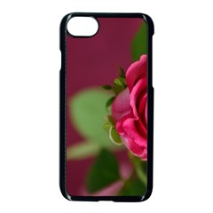Rose 693152 1920 Apple Iphone 7 Seamless Case (black) by vintage2030