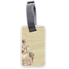Background 1775324 1920 Luggage Tags (two Sides) by vintage2030