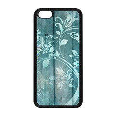 Green Tree Apple Iphone 5c Seamless Case (black) by vintage2030