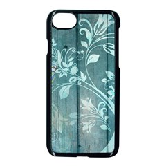 Green Tree Apple Iphone 7 Seamless Case (black) by vintage2030