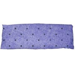 Dot Blue Body Pillow Case (dakimakura) by vintage2030
