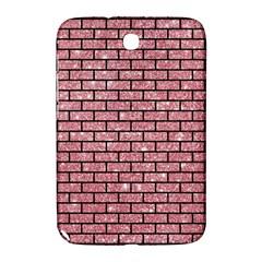 Brick1 Black Marble & Pink Glitter Samsung Galaxy Note 8 0 N5100 Hardshell Case  by trendistuff